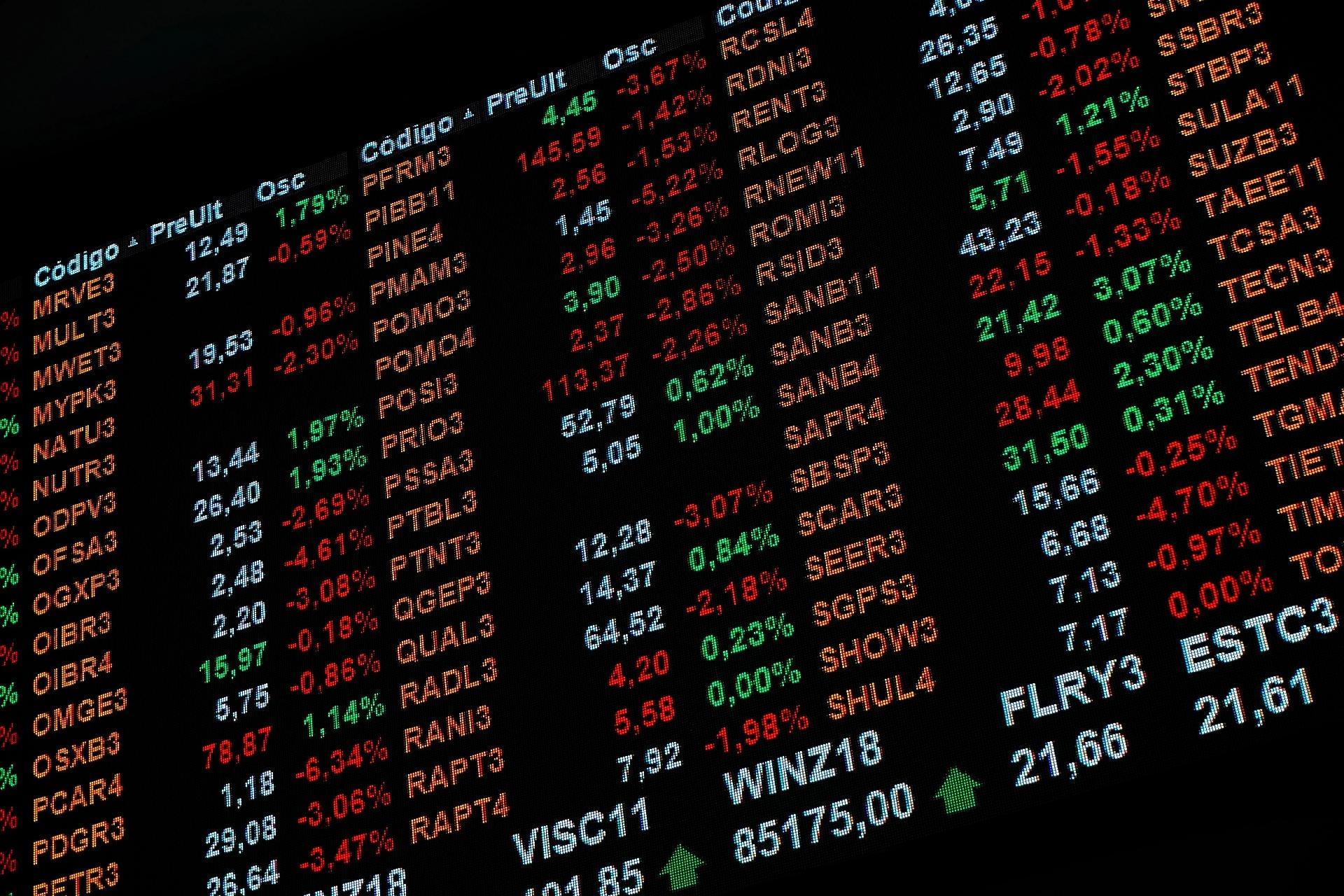 Conheça os valores mínimos para começar a investir na bolsa