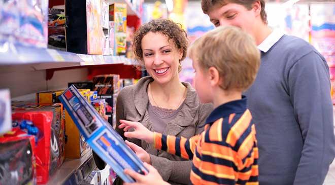 Como economizar no dia das crianças
