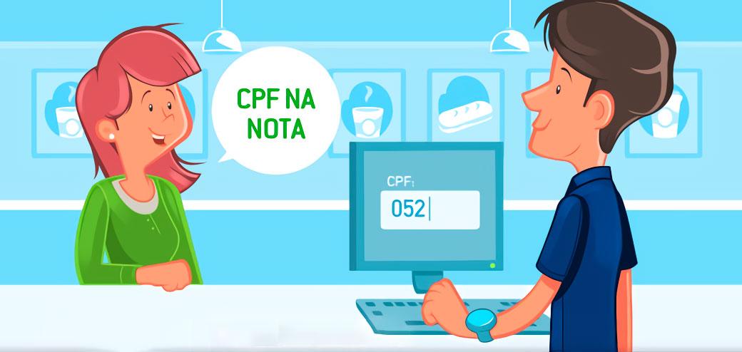 CPF na nota: saiba o quanto pode economizar