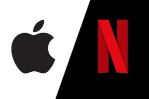 ? A APPLE VAI COMPRAR A NETFLIX? (40% de chance!)