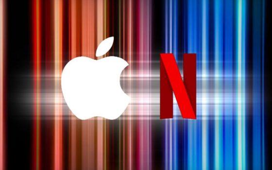 A Apple vai comprar a Netflix?