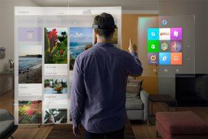 Microsoft aposta em hologramas para o futuro da computação