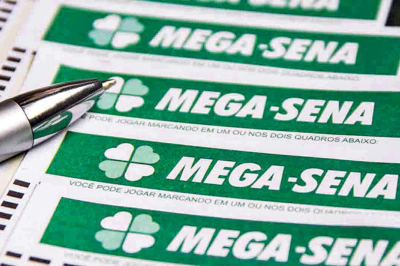 A Mega Sena da virada irá pagar R0 milhões - Vale a pena jogar?
