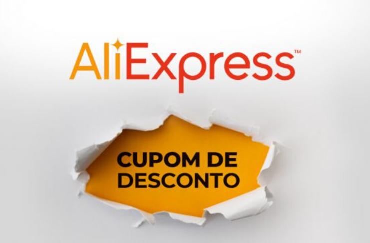Descubra no Aliexpress os melhores cupons de desconto