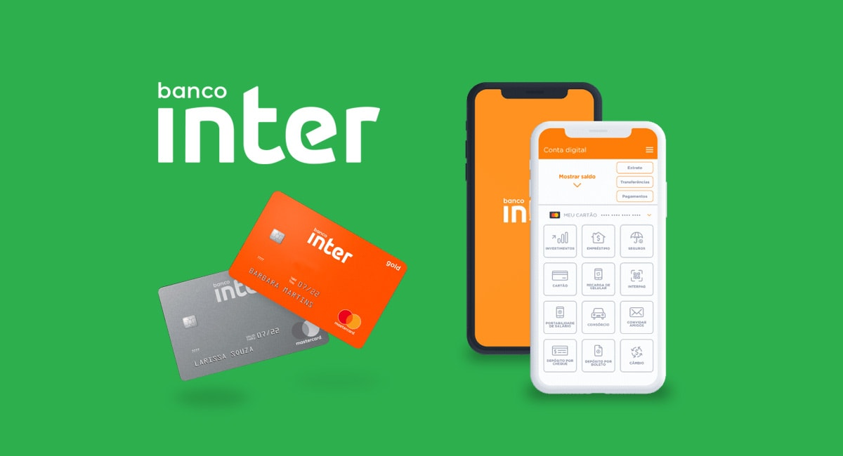 Saiba como abrir uma conta corrente no Banco Inter sem taxas