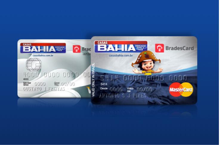 Solicite o cartão Casas Bahia e ganhe até 15% de desconto