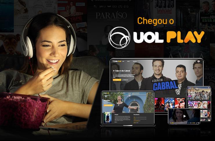 Nova streaming lançada pelo UOL - Conheça a novidade