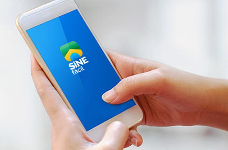 Como encontrar um emprego na palma da mão com o app SINE Fácil