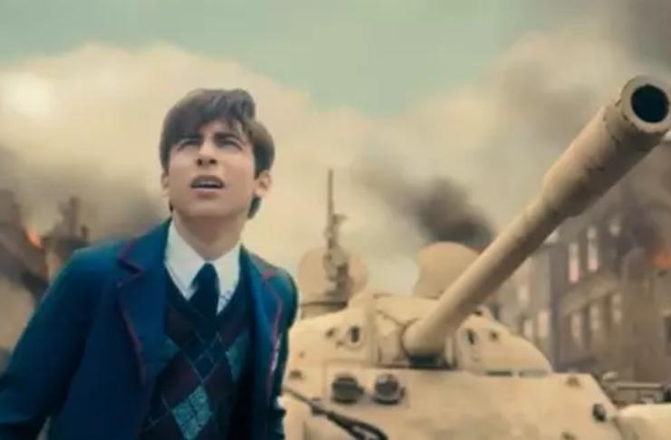 Netflix divulga cena de abertura da 2ª temporada de The Umbrella Academy