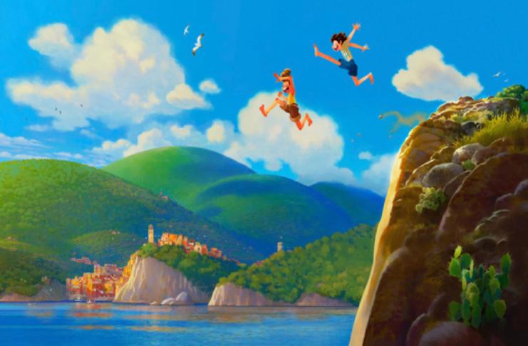 Pixar divulga detalhes sobre próximo filme original 'Luca'