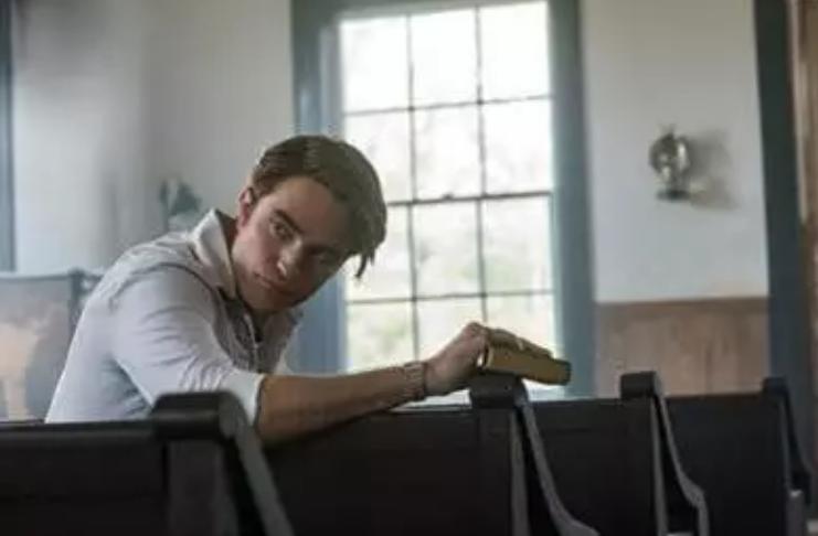 Netflix lança primeiro trailer do filme O Diabo de Cada Dia