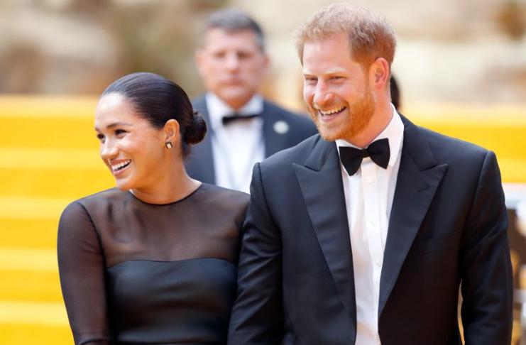 Príncipe Harry e Meghan Markle estão apresentando projeto ultrassecreto para Hollywood