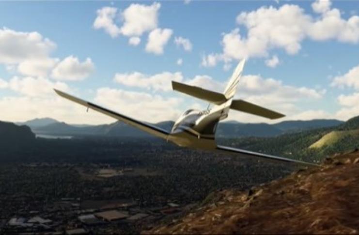 O que você precisa para obter o simulador de vôo da Microsoft