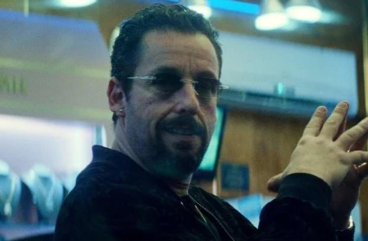 Adam Sandler está fazendo filme de terror para Netflix