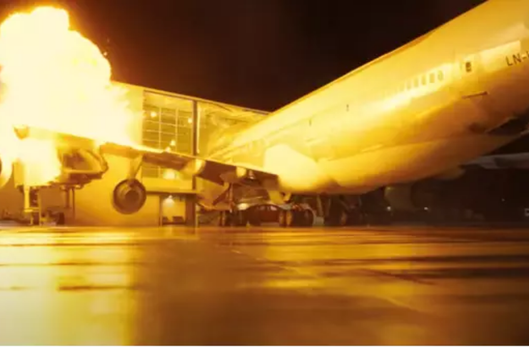 Acidente de avião em 'Tenet' de Christopher Nolan foi real