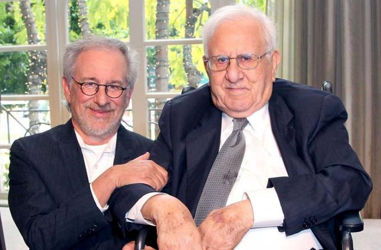 Pai de Steven Spielberg morre aos 103 anos