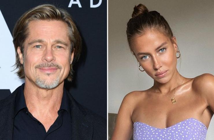 5 fatos sobre Nicole Poturalski, modelo alemã que Brad Pitt está namorando