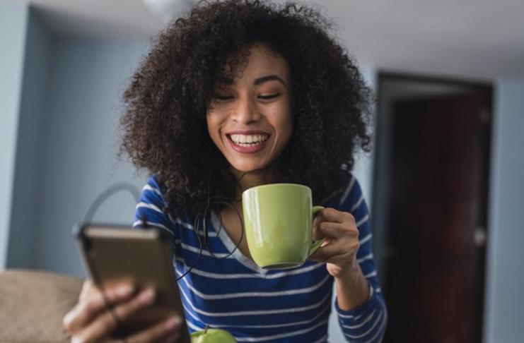 Como colegas de trabalho estão se mantendo conectados durante o home office