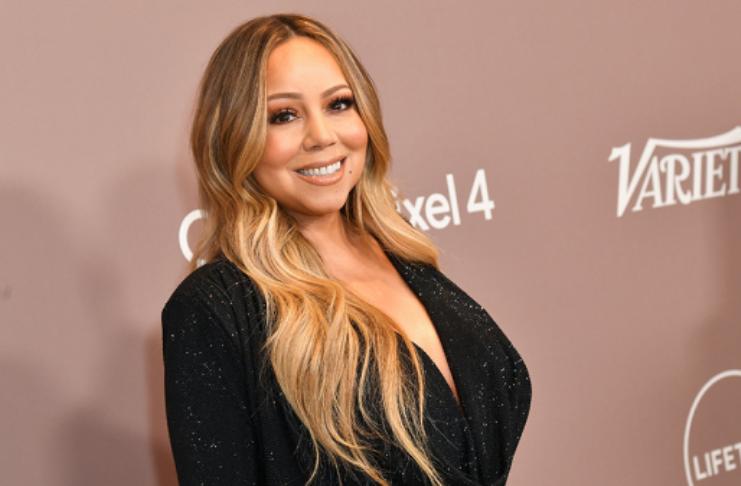 Mariah Carey fará especial de Natal para Apple
