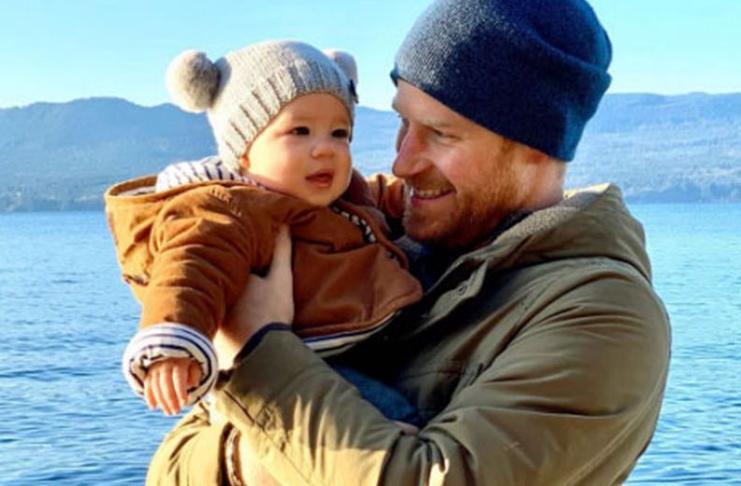 Príncipe Harry compartilha planos emocionantes para filho Archie