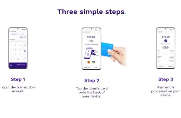 iPhones poderão processar pagamentos com cartão de crédito