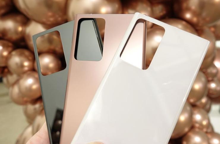Samsung revela novos produtos