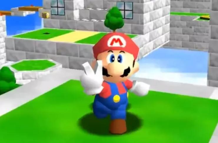 Super Mario 64 está sendo remasterizado