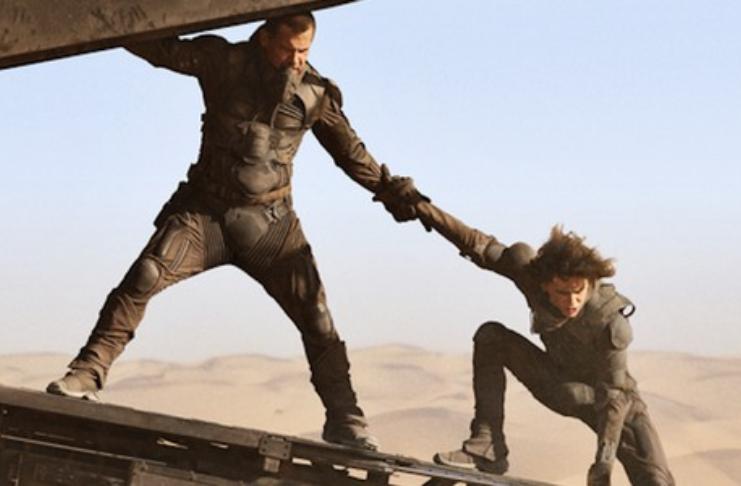 Trailer de Duna é lançado e prepara para uma guerra épica