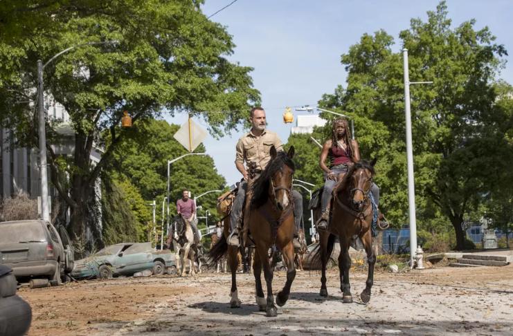 The Walking Dead terminará após 11 temporadas