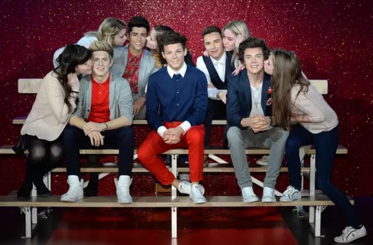 Madame Tussauds em Londres remove bonecos de cera de One Direction