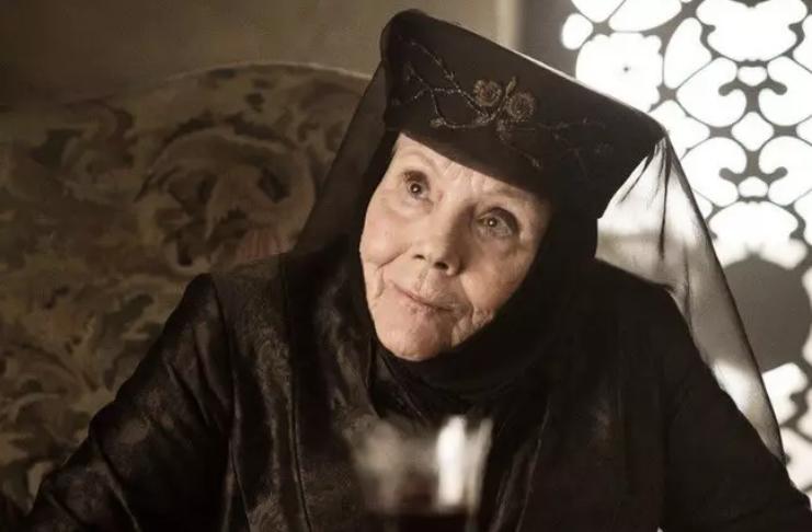 Dame Diana Rigg, atriz de Game Of Thrones, morre aos 82 anos
