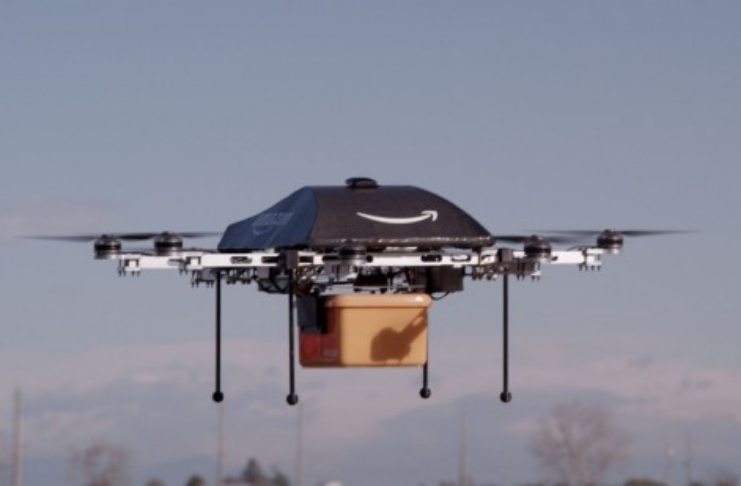 Walmart cada vez mais perto de entregar mercadorias por drones