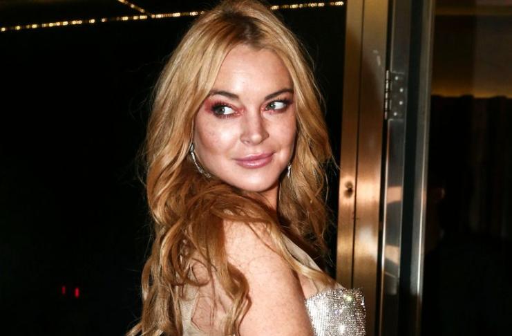 Lindsay Lohan é processada por editora por não cumprir contrato