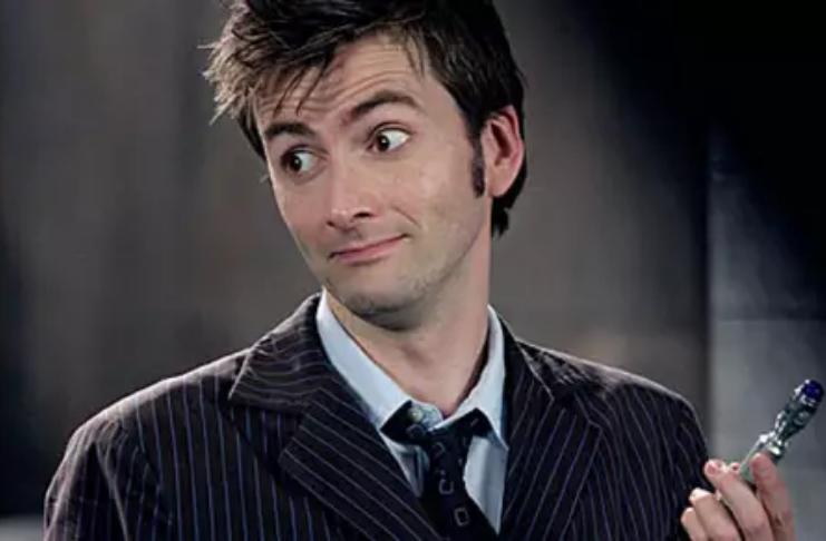 David Tennant é votado como o melhor Doutor em Doctor Who