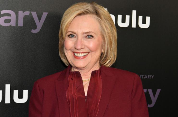 Hillary Clinton está lançando um novo podcast de entrevista