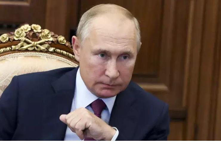 Presidente russo, Vladimir Putin, é indicado para o Prêmio Nobel da Paz