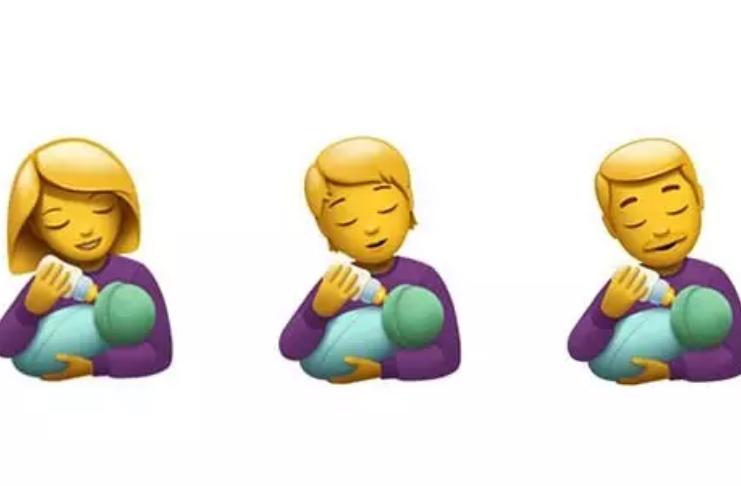Novos emojis disponíveis na atualização do iOS no próximo mês