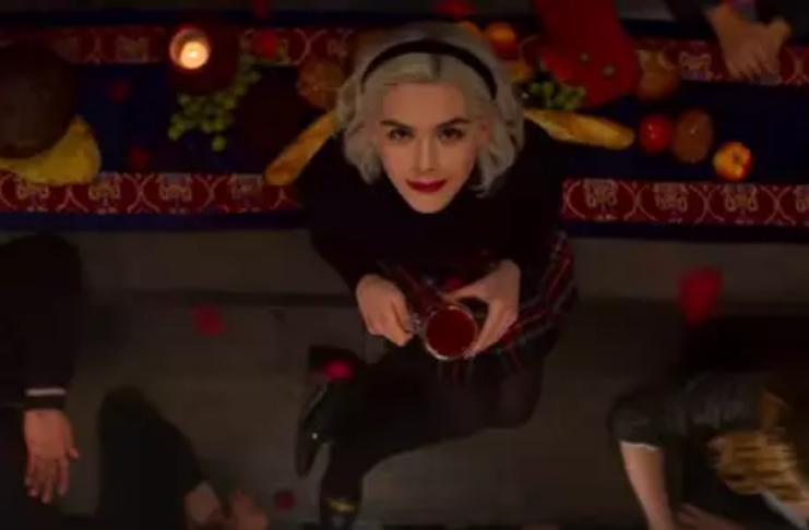 Parte quatro de O Mundo Sombrio de Sabrina chega à Netflix em 31 de dezembro