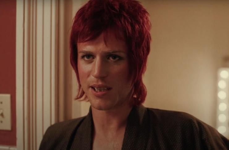 Trailer de Stardust: Johnny Flynn se transforma em David Bowie