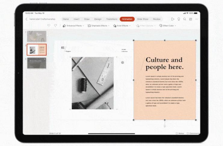 Office para iPad agora tem suporte para mouse e trackpad