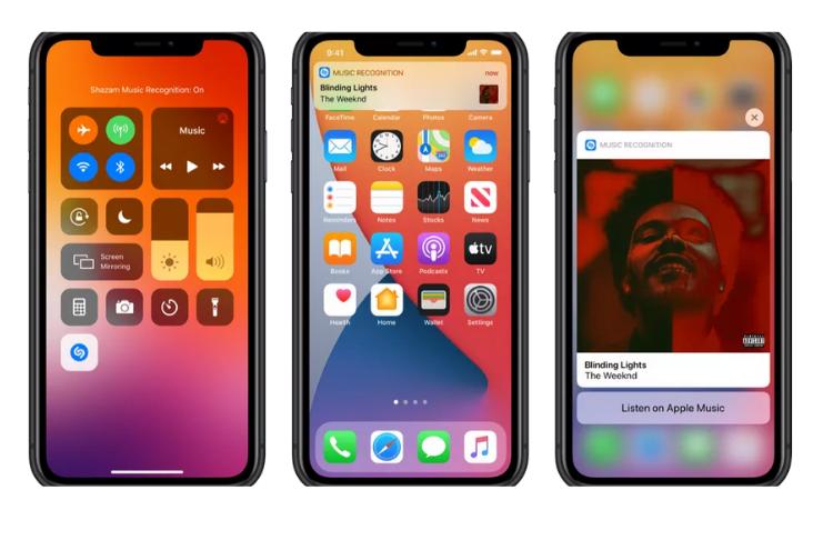 Apple está tornando Shazam uma parte maior do iPhone