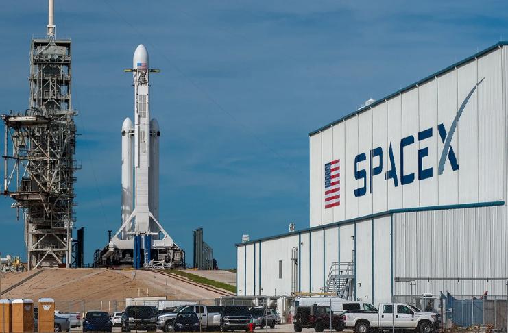 Veja a SpaceX lançar um satélite GPS atualizado para a Força Espacial dos EUA