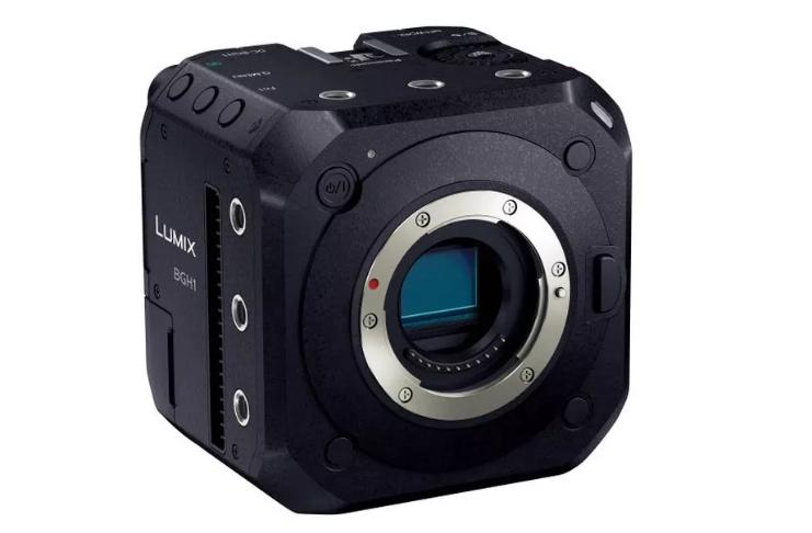Panasonic anuncia pequena câmera de vídeo Micro Four Thirds em formato de caixa