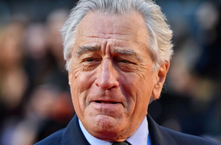 Novo filme de Robert De Niro contratou jovem de 15 anos como produtor executivo