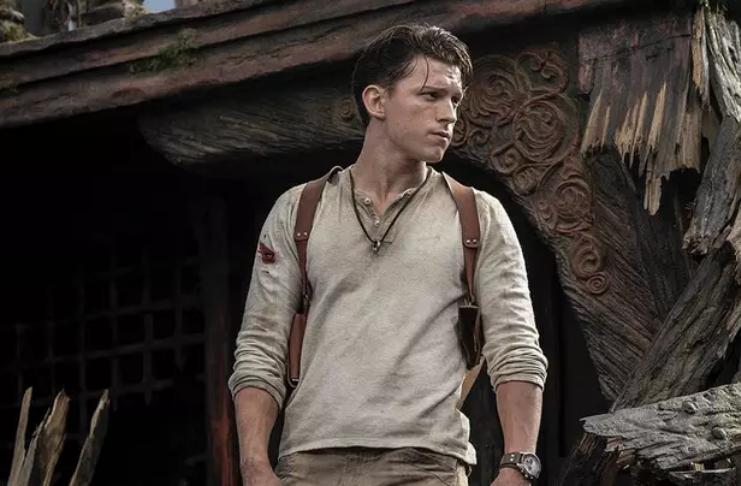 Primeira olhada em Tom Holland como Nathan Drake em Uncharted foi revelada