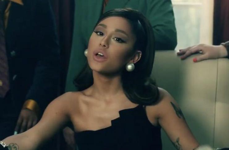 Ariana Grande lança música aguardada, Positions
