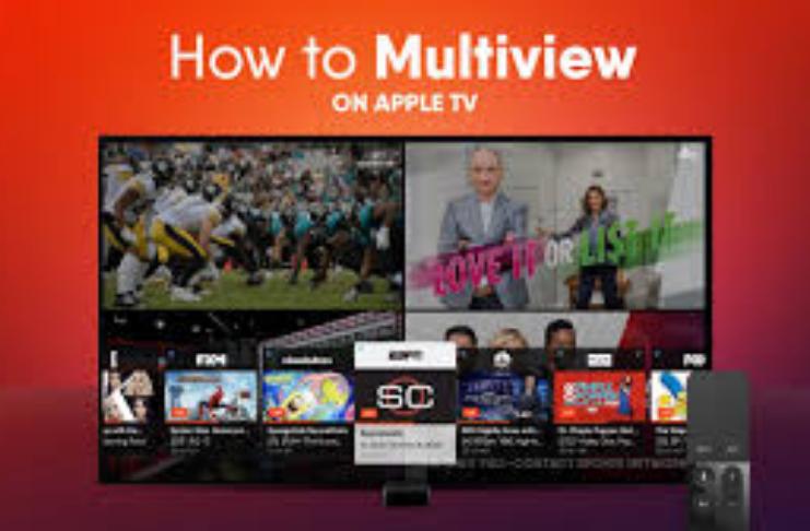 FuboTV agora permite que você assista quatro canais ao mesmo tempo na Apple TV