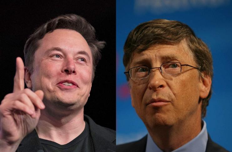 Segunda pessoa mais rica da Terra não é mais Bill Gates, é Elon Musk