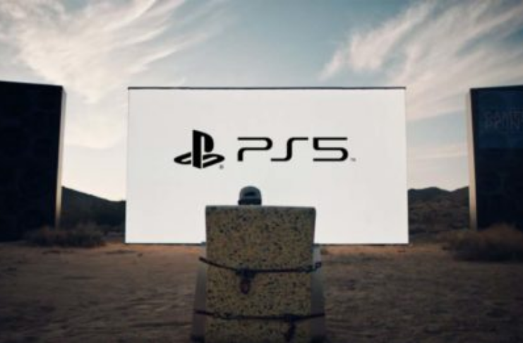 O 'unboxing' do PS5 de Travis Scott é um curta-metragem estranhamente legal