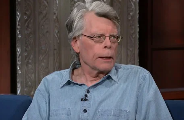 Stephen King explica quando ele vai se aposentar